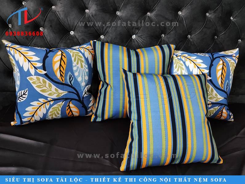 Tài Lộc là xưởng may gối sofa đẹp giá rẻ theo yêu cầu được đông đảo khách hàng lựa chọn