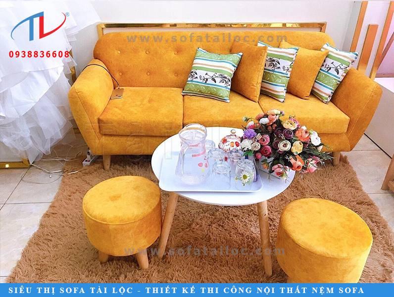 Dịch vụ sửa chữa, nhận may bọc ghế sofa quận Tân Phú chuyên nghiệp, uy tín, giá cạnh tranh