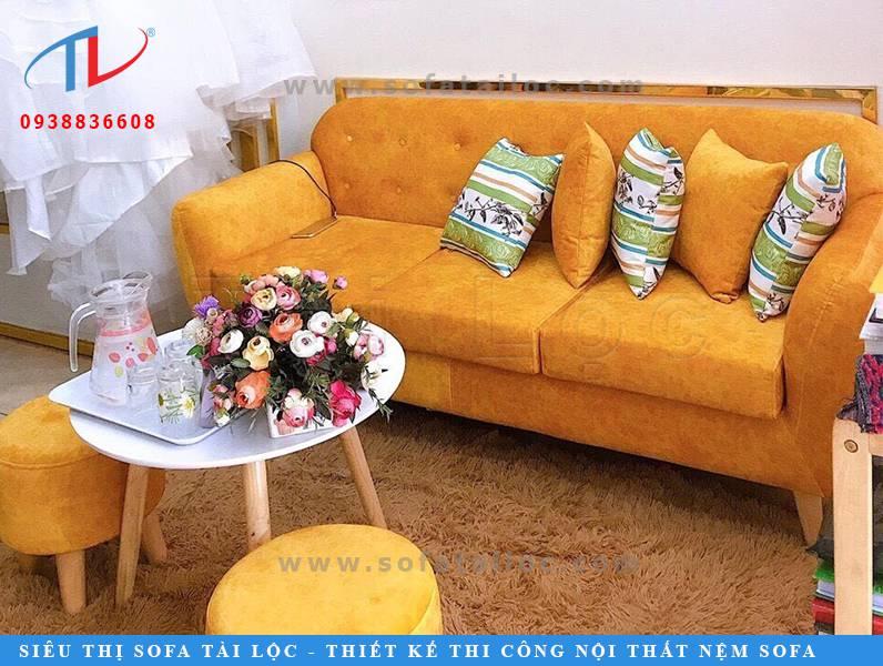 Bọc nệm ghế sofa quận Tân Phú giá rẻ, chuyên nghiệp giúp phục hồi bộ ghế êm ái và đẹp như mới mua.