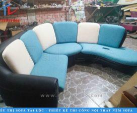 Gia công bọc ghế sofa 24h/7 giá rẻ tại xưởng sofa Tài Lộc