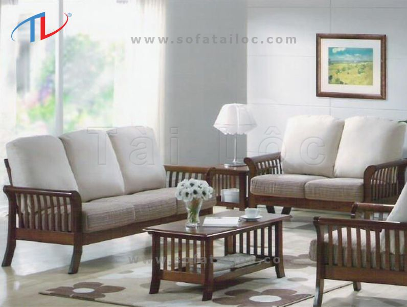 Bọc đệm sofa gỗ tại Tài Lộc là cách bạn tân trang không gian sống của mình một cách hoàn hảo nhất.