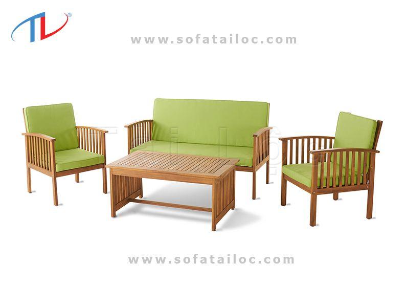 Bọc sofa gỗ là cách nhiều khách hàng chọn lựa để tân trang hay đổi mới diện mạo cho bộ ghế sofa gỗ nệm sử dụng lâu ngày