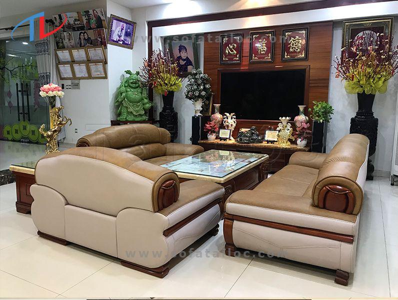 Công ty bọc ghế sofa da thật Tài Lộc là thương hiệu uy tín đồng hành cùng người Việt trong hơn 22 năm vừa qua