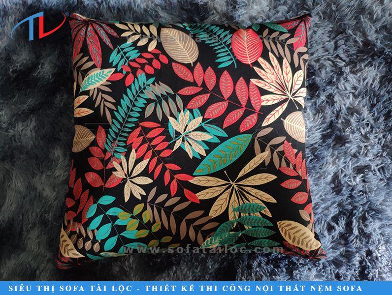 Những mẫu gối sofa hoa văn cao cấp của Tài Lộc luôn đạt được những tiêu chuẩn về chất lượng được nhiều khách hàng đánh giá cao