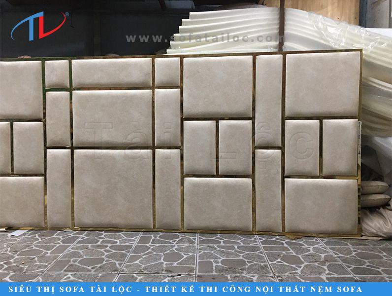 Tài Lộc là công ty sản xuất mẫu ốp tường đẹp trang trí bọc nệm chất lượng hàng đầu tại Việt Nam