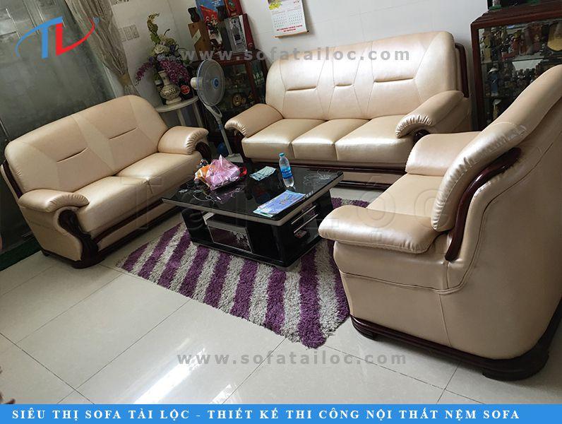Với dịch vụ bọc sofa uy tín của mình, không chỉ riêng chú H mà ngay cả vợ con con chú cũng cực kỳ hài lòng.