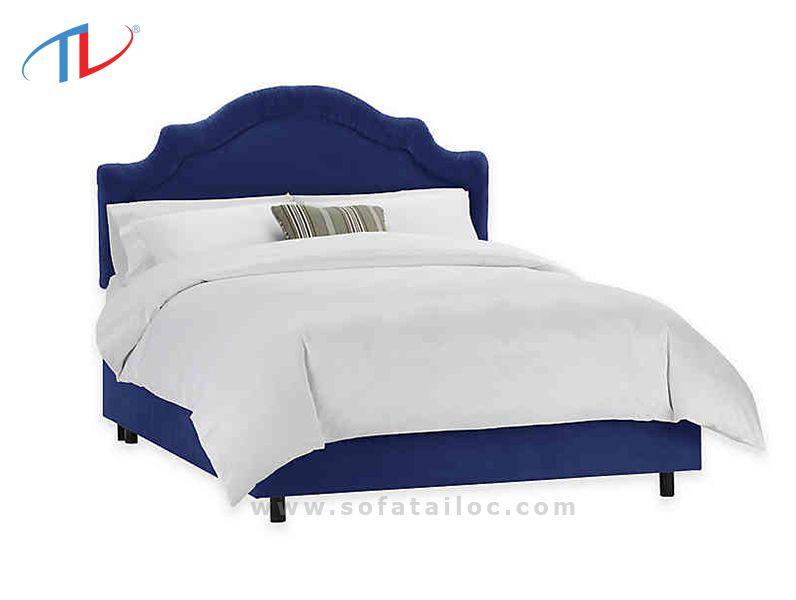 Ở đâu bán giường ngủ đẹp bọc nỉ đầu giường. Nội thất Tài Lộc chính là lựa chọn hoàn hảo cho quý khách hàng