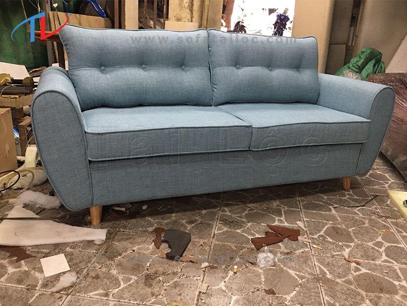 CÔng ty nội thất Tài Lộc có xưởng đóng ghế sofa hình thành và phát triển lâu đời