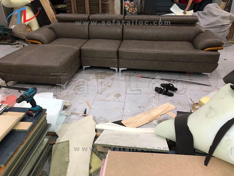 Bọc ghế sofa quận 4 - Tài Lộc